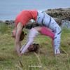 Urdhva Dhanurasana (stankayoga) Tags: yoga stankayoga stanka connemara yogafamily momanddaughter wheelpose yogalondon londonyogateacher