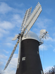 Holgate Windmill on Boxing Day 2017 - 5
