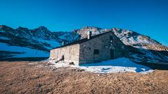 Rifugio Avanzà (bivacco invernale)