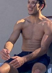 IMG_7711 (danimaniacs) Tags: man guy hot sexy shirtless mansolo shorts