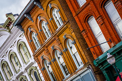 Just a facade (FotoFloridian) Tags: architecture buildingexterior facade builtstructure window history old outdoors city urbanscene cultures house oldfashioned town travel owego tioga newyork sony a6000 alpha