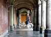 [In a hurry] (pienw) Tags: binnenhof thehague bibycle