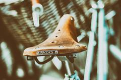On Shopping Tour (*Capture the Moment*) Tags: 2017 brooks bern berne bicycle bicyclesaddle bicycleseat fahrrad fotowalk mog mogprimoplan1975neo meyeroptikgörlitzprimoplan1975neo sattel schweiz sonya6300 sonyilce6300 switzerland vintage