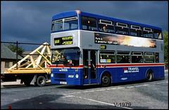 2041 (BOK 41V) ((Stop) The Clocks) Tags: 2041 bok41v wolverhampton wmpte westmidlandstravel mcw mcwmetrobus wednesfield