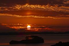 First sunrise in 2018._SDI2337 (nabe121) Tags: sigma sd quattro sdquattro foveon foveonx3 samount 135mm f18 dg hsm art a017 sigmaphotopro spp 初日の出 2018年 2018 平成30年 1月1日 2018年1月1日 first sunrise japan miyagi matsushima 日本三大景観 松島四大観 松島町 松島