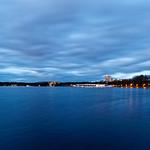 Wolken überm Tegeler See thumbnail