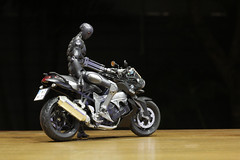 CaRB Rider (TKatagiri) Tags: bmw k1300r 1000toys carb 112