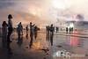 Ano Novo em Santos 2017 / 2018 (Stefan Lambauer) Tags: anonovo newyear fireworks beach praia fogos reveillon people orla stefanlambauer 2017 2018 brasil brazil santos sãopaulo br