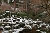 A little snow Ⅱ / Kyoto Ohara Sanzen-in Shuheki-en Garden (maco-nonch★R) Tags: kioto kyoto ohara sanzenin 京都 大原 三千院 三千院門跡 天台宗 庭園 garden garten winter snow snowy traditional old buddhism stones woods trees
