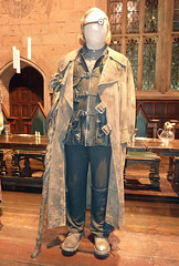 Mad Eye Moody Costume - Harry Potter (Dave Russell (1 million views thanks)) Tags: mad eye moody professor character harry potter movie film motion picture world display leavesden england uk clothing clothes original set studio studios brendan gleeson costume