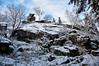 Rock formation (Grzesiek.) Tags: rudawyjanowickie winter zima śnieg snow rockformation