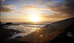 Seasideview (trineiversen) Tags: ngc solnedgang sunset vesterhavet westcoast denmark