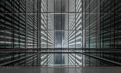 Inner Space (ARTUS8) Tags: symmetrie innenarchitektur nikon24120mmf40 linien nikond800 flickr architektur geometrisch wolkenkratzer gebäude interiordesign lines symmetry interiorarchitecture view 1000 views1000