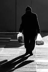 Shadow of a man (spencerrushton) Tags: spencerrushton spencer rushton canon canonlens canon5dmkiii 5dmk3 5dmkiii london londonuk londonsouthbank southbank portrait pose people man shadows shadow beautiful blackandwhite black bw wood walk white monochrome londonphotowalk londonstreet candid day daylight dslr dethoffield dayout digital dof detail raw lightroom backlight backlitphotography
