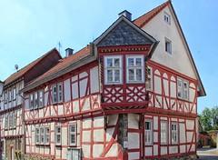 Lich Fachwerkhaus (wernerfunk) Tags: hessen fachwerk