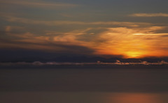 Wisps (charhedman) Tags: cypressmountain westvancouver sunset ocean reflections clouds newyearsday lookout