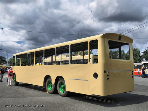 Trolleybus Solingen (TS), ex Stadtwerke Solingen Nr. 68, ex Mendoza TS 51