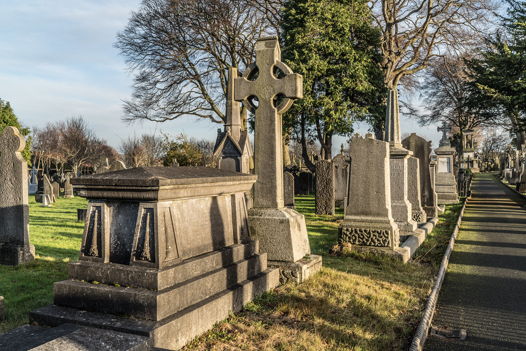 VISIT TO GLASNEVIN CEMETERY IN DUBLIN [FIRST SESSION OF 2018]-134930