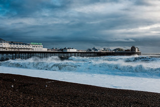 Another picture of the Brighton Pier