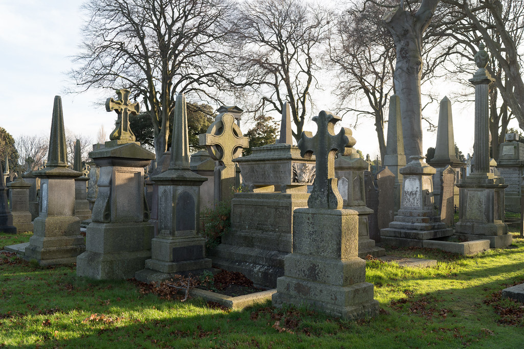 VISIT TO GLASNEVIN CEMETERY IN DUBLIN [FIRST SESSION OF 2018]-135103