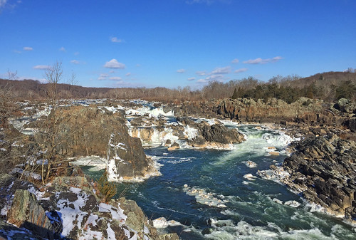 Great Falls of the Potomac River, Virginia