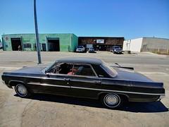 Long, Black Oldsmobile (RZ68) Tags: oldsmobile car black old classic 4door santarosa california lgg6 1963 dynamic holiday 88