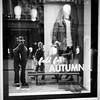 Fall For Autumn (pigpogm) Tags: mxpp photography blackandwhite monochrome reflection shop window