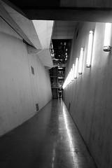 Underground (just.Luc) Tags: arnhem gelderland nederland paysbas niederlande netherlands bn nb zw monochroom monotone monochrome bw building gebouw gebäude bâtiment architectuur architecture architektur arquitectura concrete beton lights lichten lumières