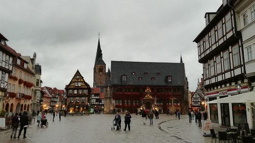 Quedlingburg Marktplatz