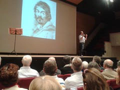 "17.09.29 Anche noi alla presentazione della mostra sul Caravaggio (1) • <a style=""font-size:0.8em;"" href=""http://www.flickr.com/photos/82334474@N06/24255223637/"" target=""_blank"">View on Flickr</a>"