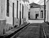 calles (glezygber) Tags: cuba street camaguey buildingd city cityscape architecture bw monochrome d7000 nikongears nikondx 60mm28d nikkor