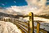 Derbyshire, Snow 17 (@Bradders) Tags: snow derbyshire mam tor snake pass clouds sky sunset landscape nationaltrust