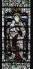 Church Eaton, Staffordshire, St. Editha, north aisle, east window, top (groenling) Tags: churcheaton staffordshire staffs england britain greatbritain gb uk steditha window glass stainedglass northaisle kempe saint mary jesus bvm madonna