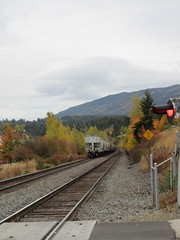 Farewell (jamica1) Tags: train freight cp canadian pacific railways salmon arm shuswap bc british columbia canada
