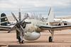 "N1350X ""XL482"" - Fairey Gannet AEW.3 [F.9451] - ex-Royal Navy - Pima Air and Space Museum - 4 November 2017 (Leezpics) Tags: royalnavy 4november2017 gannet militaryaircraft fairey museums n1350x aew xl482 pimaairandspacemuseum navalaviation tucson"