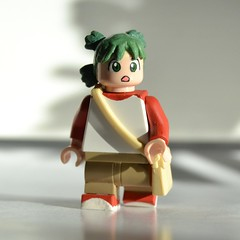 Custom Lego Yotsuba Koiwai (assui88) Tags: yotsuba yotsubakoiwai yotsubato manga japan lego legominifigure minifigure customfigure customlego custom kawaii