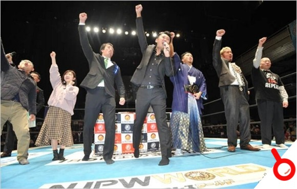 NJPW合作打造《超火爆摔角世界》正式公開
