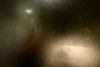 Warm Shower (pni) Tags: shower wet water steam faucet vapor vapour mist hotel villa mirror light me self selfportrait man human being people person tampere tammerfors finland suomi pekkanikrus skrubu pni
