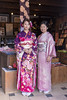 Portrait of mother and daughter on coming of age day (Apricot Cafe) Tags: img76803 asia asianandindianethnicities healthylifestyle japan japaneseethnicity japaneseculture katoricity kimono sawarakatori tamronsp35mmf18divcusdmodelf012 adult candid carefree celebration ceremony charming chibaprefecture colorimage cultures daughter family formalwear fulllength furisode grace hairstyle happiness indoors lifestyles lookingatcamera mother onlyjapanese people photography realpeople relaxation retailstore seijinnohi smiling standing sustainablelifestyle togetherness tradition traditionalclothing traveldestinations twopeople women youngadult