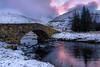 Butter Bridge (jasty78) Tags: butterbridge glenkinglas arrochar scotland nikond7200 tokina1116mm bridge sunrise river