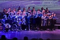 """Parade !"" Avant Scene Opera Neuchâtel.  & Pro Infirmis. 26 Novembre 2017. No. 2828. (Izakigur) Tags: parade avantsceneopera neuchâtel proinfirmis 26novembre2017 izakigur"