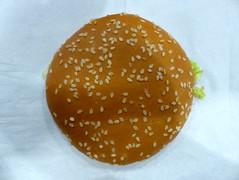 Kannst Du ein Sternbild erkennen? (remember moments) Tags: dietmarvollmer himmelsscheibevonnebra edible food hamburger round circle