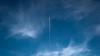 (ajinkyagosavi) Tags: sky blue airplane fly plane clouds symmetry fineart trails