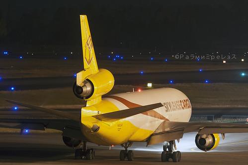 Skylease Cargo McDonnell-Douglas MD-11F MDE
