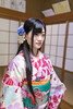 Young woman in kimono standing in Japanese tatami room (Apricot Cafe) Tags: img25772 asia asianandindianethnicities higashichayamachi ishikawaprefecture japan japaneseethnicity japaneseculture kanazawa kimono sigma35mmf14dghsmart architecture artscultureandentertainment charming cheerful citylife cultures day enjoyment fashion freedom freshness hairaccessory happiness house indoors lifestyles longhair oldfashioned oneperson onlywomen photography relaxation shoji smiling springtime standing straighthair tatamimat threequarterlength tourism tradition traditionalclothing tranquility travel traveldestinations washitsu weekendactivities women youngadult kanazawashi ishikawaken jp