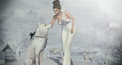 Wolves (Luane Meo) Tags: unitedcolours thetrunkshow mina uber avaway dirstict20 alme catwa maitreya larahurley ikon luanesworld