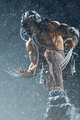 Weapon X | Statue | Bowen Designs (leadin2) Tags: statue marvel bowendesigns bowen designs comics canon 2017 wolverine logan xmen weaponx weapon x