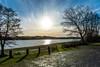 Northampton (stephanrudolph) Tags: sun water d750 nikon northampton uk gb england europe europa 2470mm 2470mmf28g 2470mmf28 landscape winter sunny