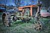 She's a Dandy (Earthmonster Studio) Tags: tractor missouri farm life rural america ozarks earthmonster