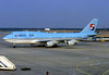 HL7487 Boeing 747-4B5 (Irish251) Tags: korean air 747 b744 hl7487 fra eddf frankfurt main airport gemany boeing 747400
